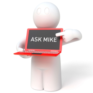 Click on ASK MIKE to get location